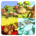 3d model farming seasons -