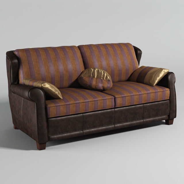 3d model sofa roybosh
