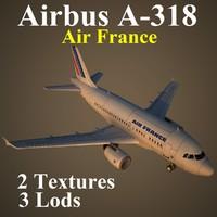 A318 AFR