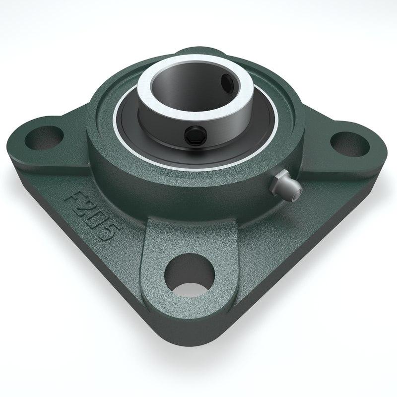 3d nsk bearing