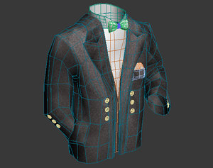 max suit cloth