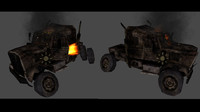 package destroy army 3d max