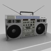 Boombox Stereo (conion c100f)