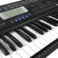 Keyboard: Yamaha PSR 420: Max Format