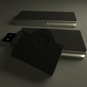 blender usb flash drive
