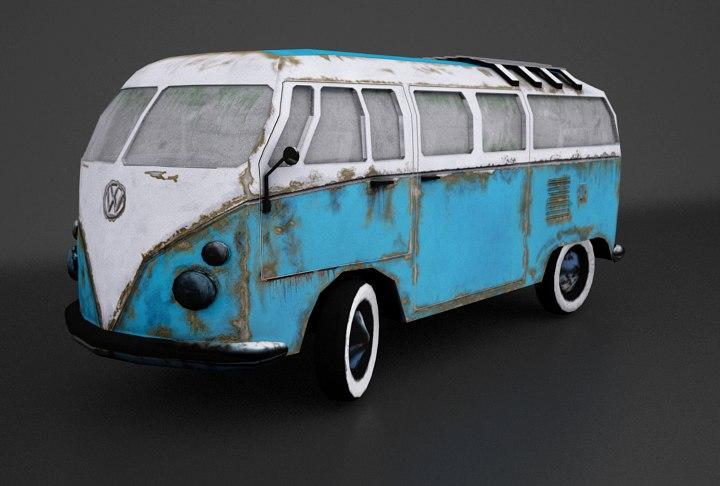 minibus lost max