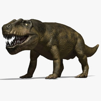 dinosaurs archosaurs obj