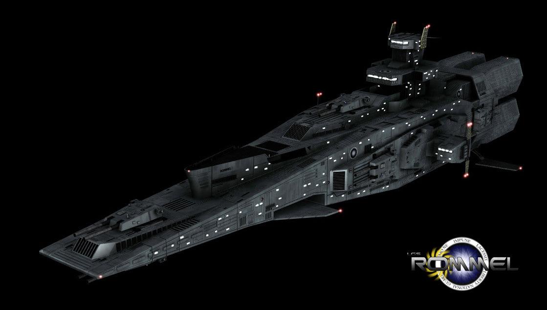 rommel version 3d model