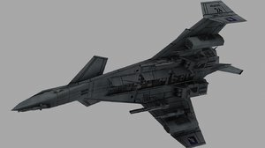 f190b vulture space fighter 3ds
