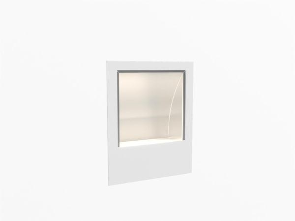 3dsmax erco atrium indoor uplight