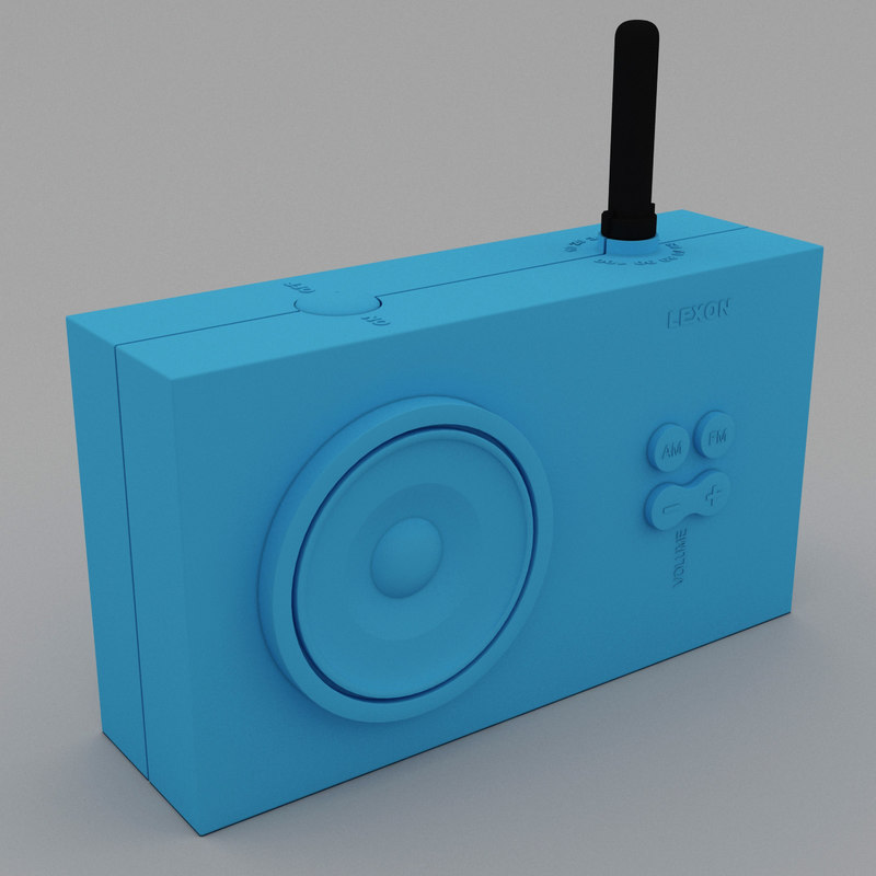 3ds max lexon tykho radio