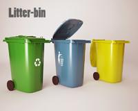 Litter-bin