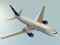 Boeing 767-200 ER US Airways