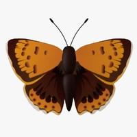 decorative butterfly fg 3d 3ds