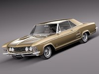 max 1965 antique luxury buick riviera