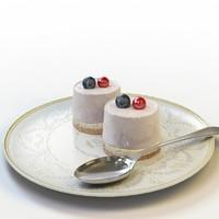 cake 034 3d model