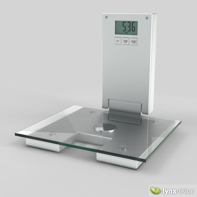 max digital scale
