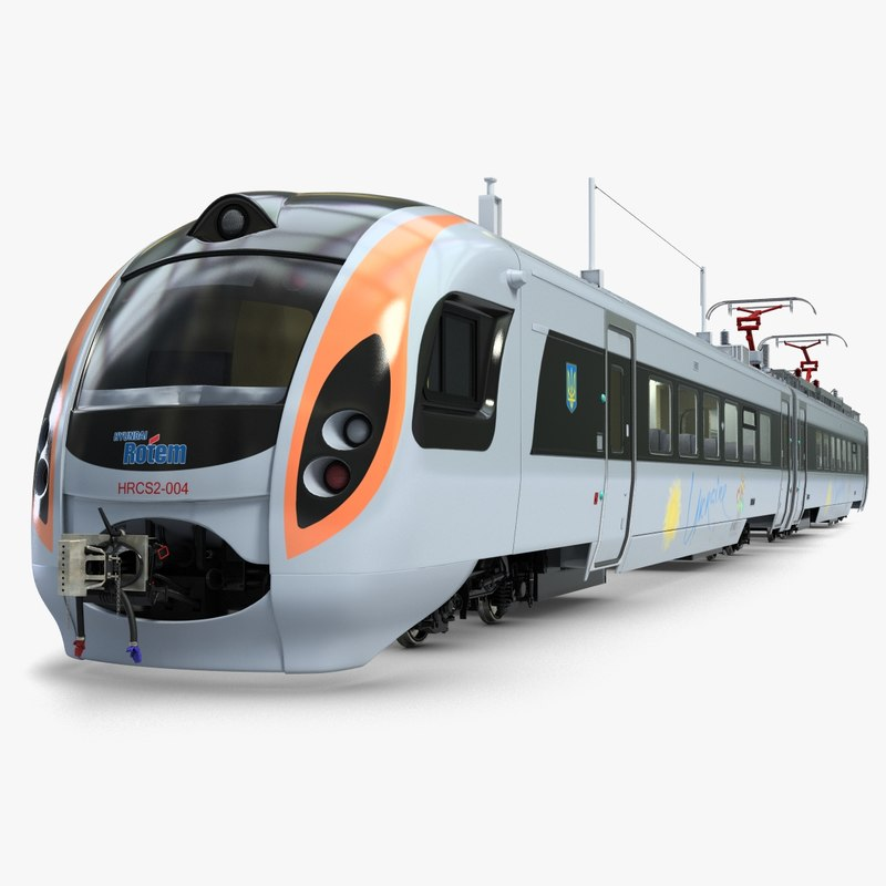 hyundai rotem train hrcs2 max