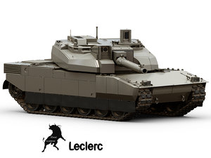 max french mbt tank