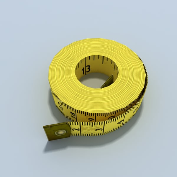 3d measuring tape