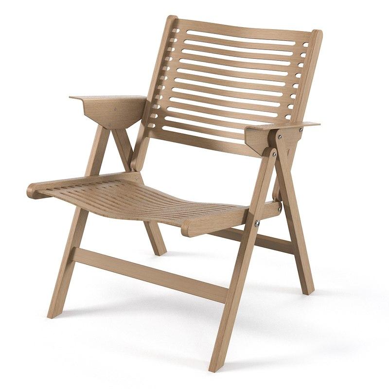 Terrific Rex Folding Lounge Chair Theyellowbook Wood Chair Design Ideas Theyellowbookinfo