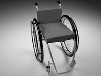 wheelchair model