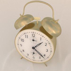 3ds alarm clock
