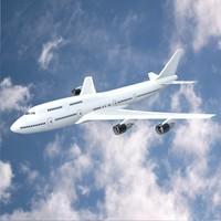 3d airliner boeing 747-300