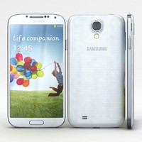 Samsung Galaxy S4 White Frost