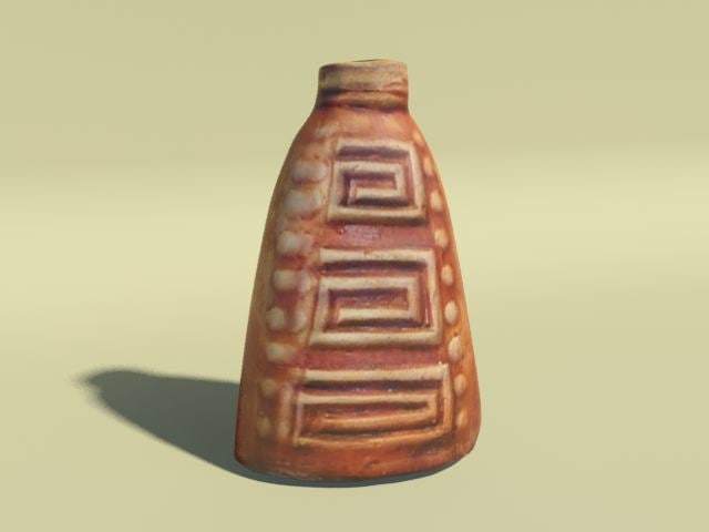 3ds max super vase