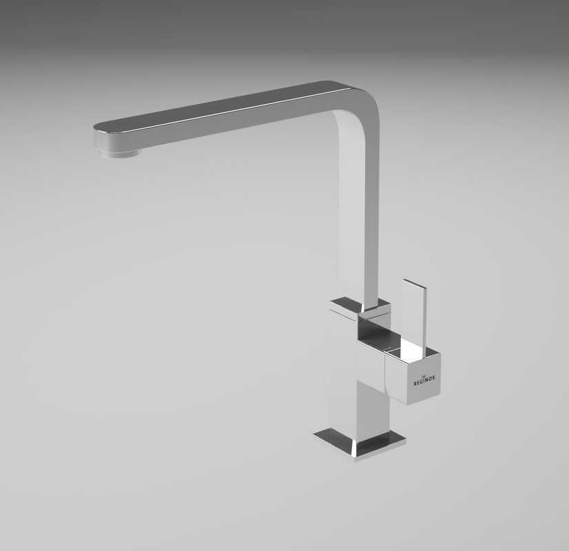 3d tap faucet model