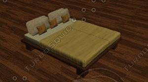 max bed interior