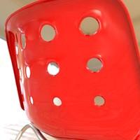 polo chair 3d max