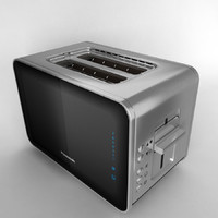 3d panasonic toaster model
