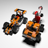 3ds max lego technic