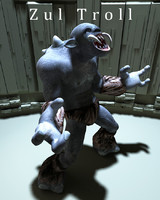 pz3 monster poser figure