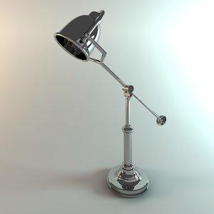andrew martin archimedes desk 3d max