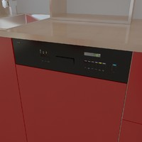 3d dishwasher 2011