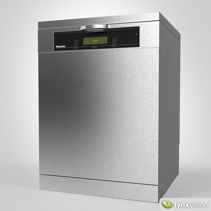 max miele dishwasher