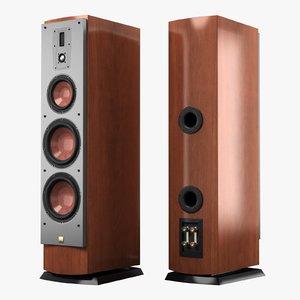 3d dali mentor 8 speaker model