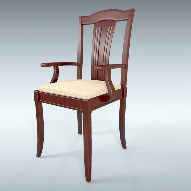 3d dining room chairs 1