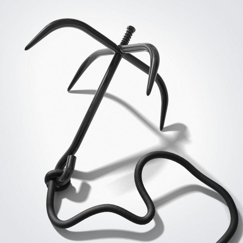 max grappling hook