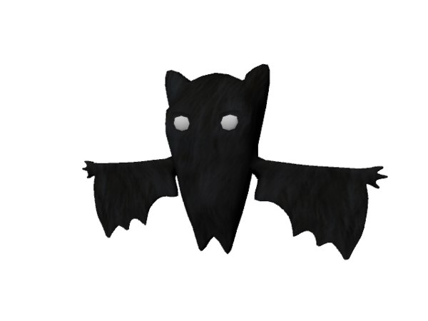bat rigged s animation 3d ma