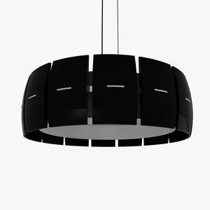 3d chandelier lirio 40252