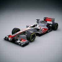 F1 2013 McLaren MP4-28 - Vodafone McLaren Mercedes
