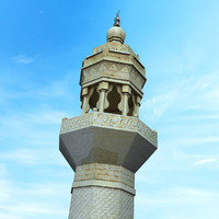 Minaret (Mosque tower)