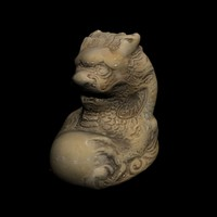 netsuke dragon 3ds