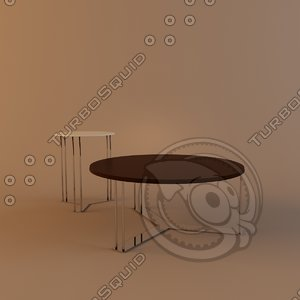max modern coffee table longhi