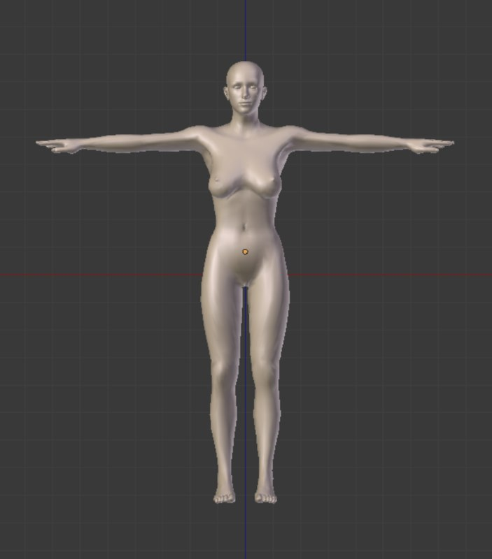 maya human female