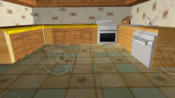 kitchen obj free